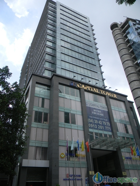 Tòa nhà Capital Tower